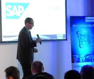 Barrett W. Conway, Director SAP Processes Mobility Solutions, SAP Deutschland AG & Co.KG