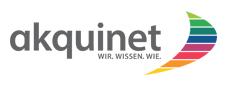 Logo von akquinet